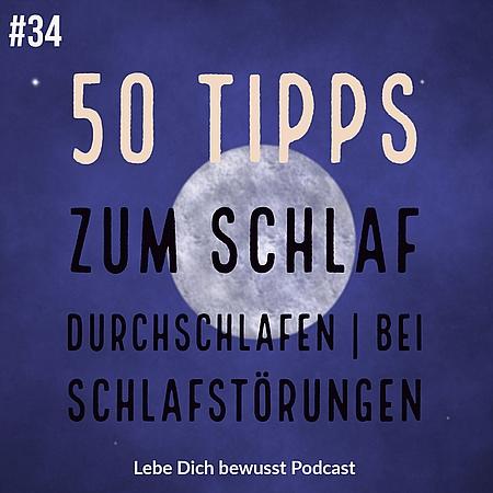 50 Tipps zum Schlafen