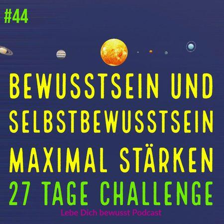 Challenge Bewusstsein